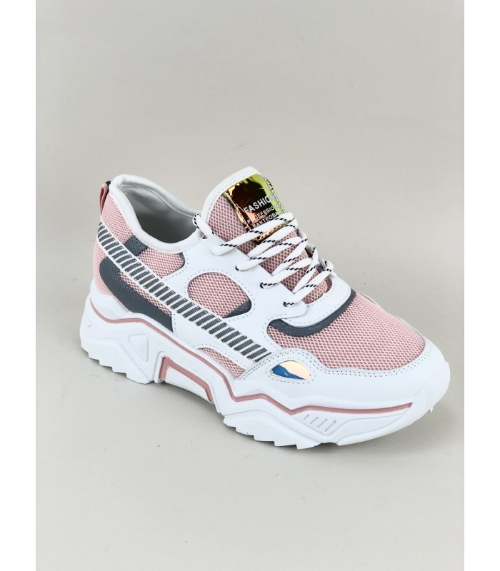Lyserød Statement Sneakers Chunky