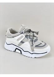 Grå Statement Sneakers