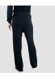 Sort Strikket Bukser