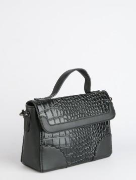 Håndtaske Croco