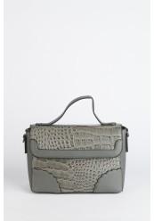 Skulder & Håndtaske Croco
