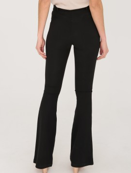Højtaljede bukser slimfit