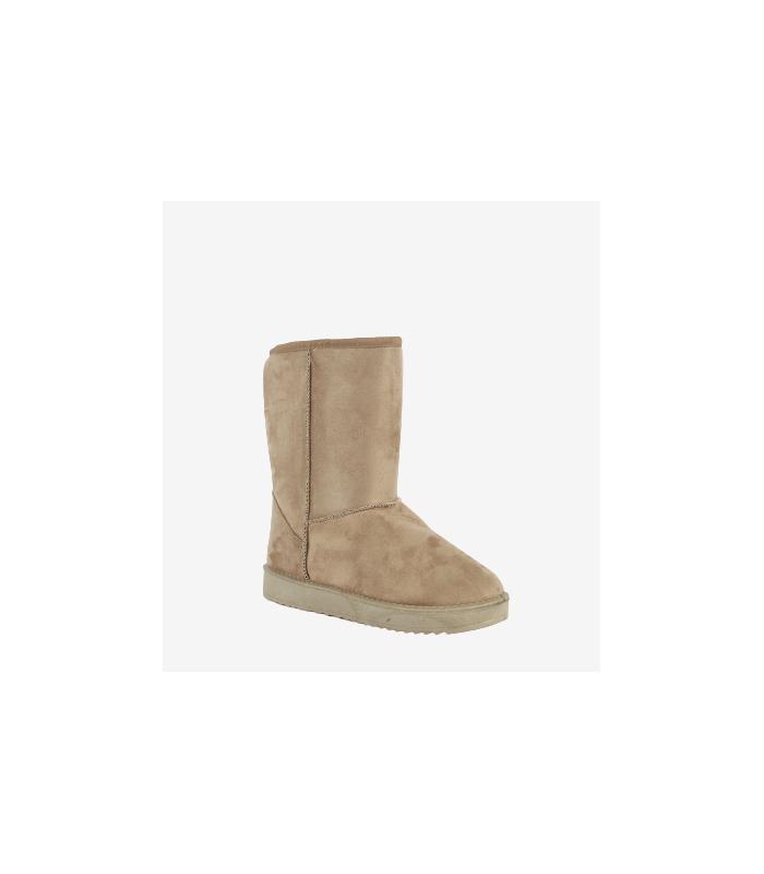 Bamsestøvle med højt skaft