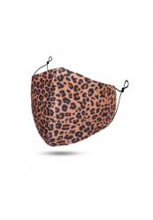 Mundbind Leopard