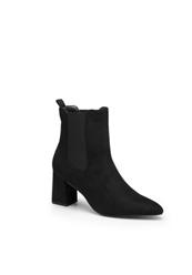 Klassisk ankelstøvle med elastik