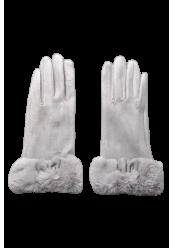 Handsker med Pelskant