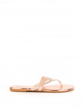 Sandal med similisten