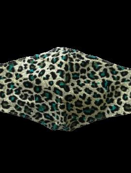 "Mundbind ""Leopard Vert"""
