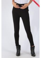 Slim leggingsbuks med bæltestrop