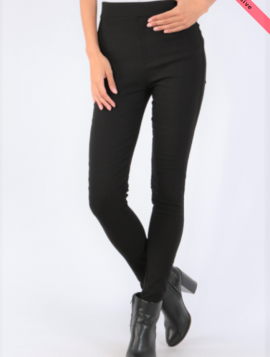Slim højtaljede leggings