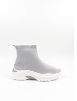 Formstrikket Sneakers Mellemskaft