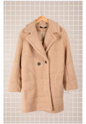 Blød Teddy Coat
