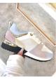 Sneakers i blokfarver