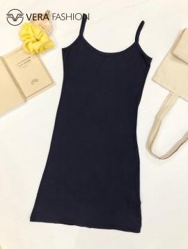 Elastisk kjole (5 Farver)