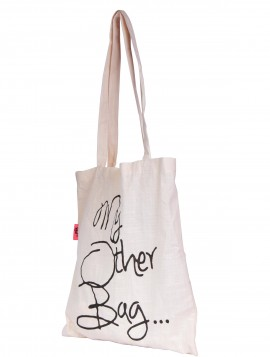 "Stof net ""My Other Bag"""