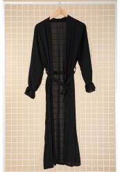 Cardigan kjole