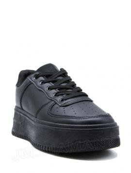 Sneakers med plateau