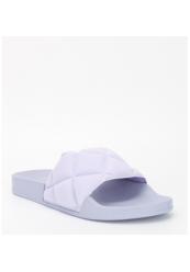 Quiltet sandal