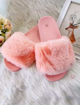Pels sandal