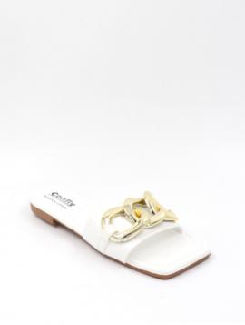Sandal med kæde