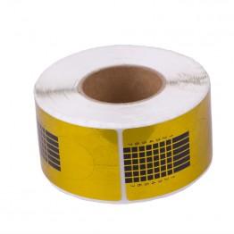 Image of   Negle skabelon labels