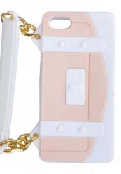 Beige cover med hank og taske design