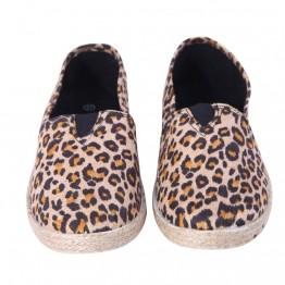 Leopard espadrillos