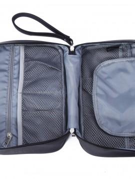 toilet taske m 2 sider til opbevaring