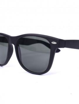 mat sorte solbriller