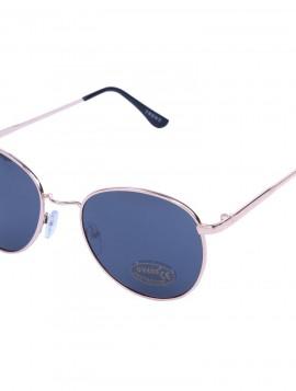 Solbriller med guldstel