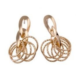 guld ørering