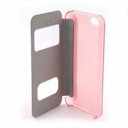 lyserød IPhone 5 cover