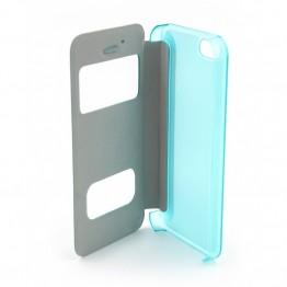 turkisblå cover til IPhone 5