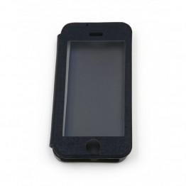 sort IPhone cover til