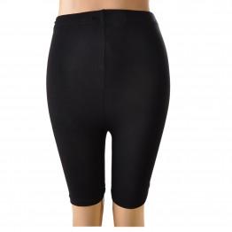 sort cykel shorts