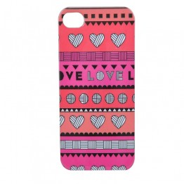 pink iphone cover