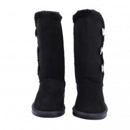 sort bamsestøvle